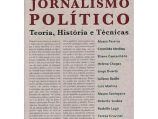 Livro mostra relação entre o jornalismo e a crise política