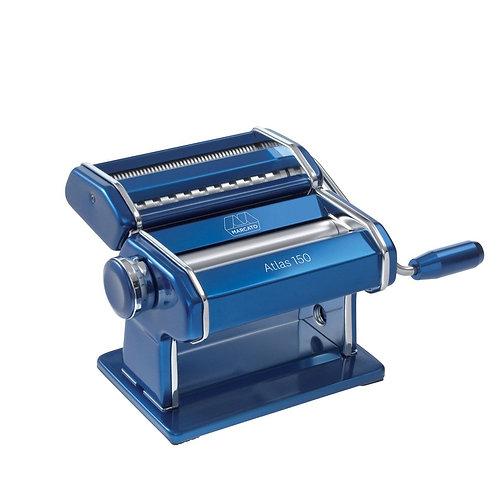 Marcato Atlas 150 Pasta Machine, Blue