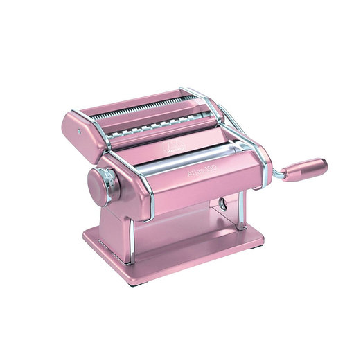 Marcato Atlas 150 Pasta Machine, Pink