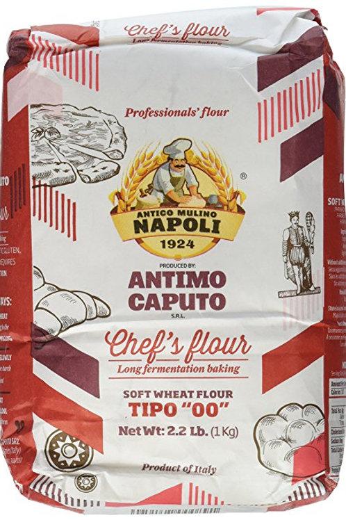 """Antimo Caputo Flour""""00"""" Chefs Flour (2.2 Pounds) Bags"""