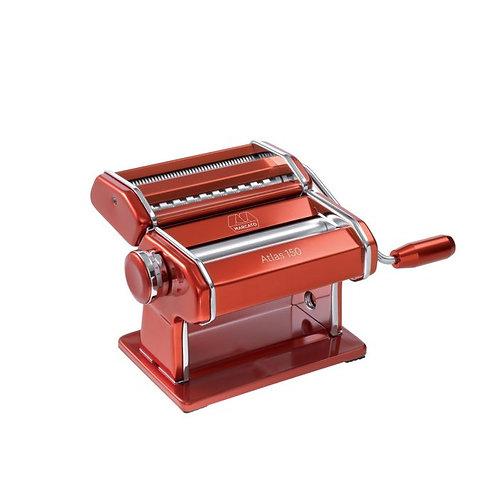Marcato Atlas 150 Pasta Machine, Red