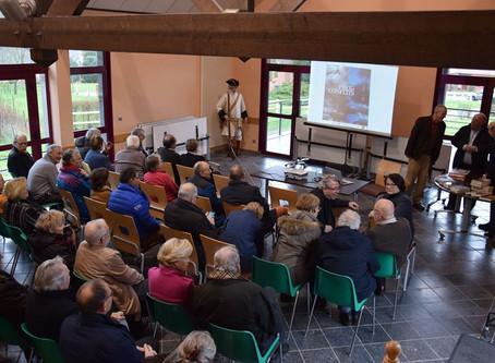 Conférence / Le siècle de Louis XIV dans la région / Bellignies / 2 février 2020