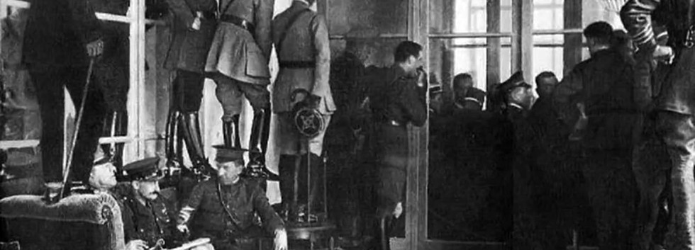 Traité de Versailles - Juin 1919
