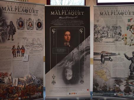 Exposition / Malplaquet 1709 / juillet 2019 / Musée des Canonniers de Lille
