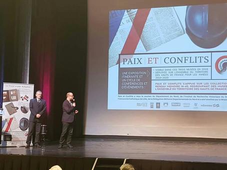 Réunion Correspondants Défense / Sin-le-Noble / décembre 2018