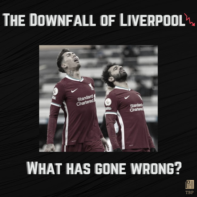The Downfall of Liverpool FC