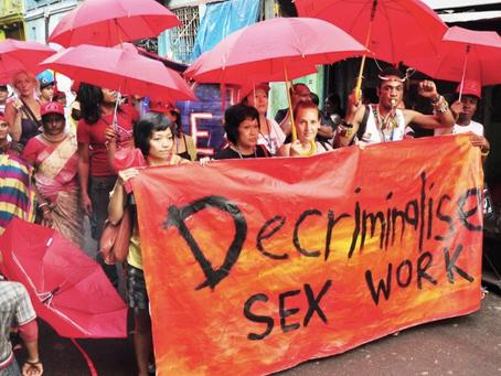 Decriminalizing Sex Work in India