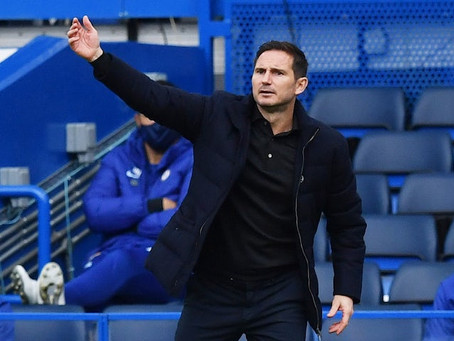Can Frank Lampard take Chelsea all the way?