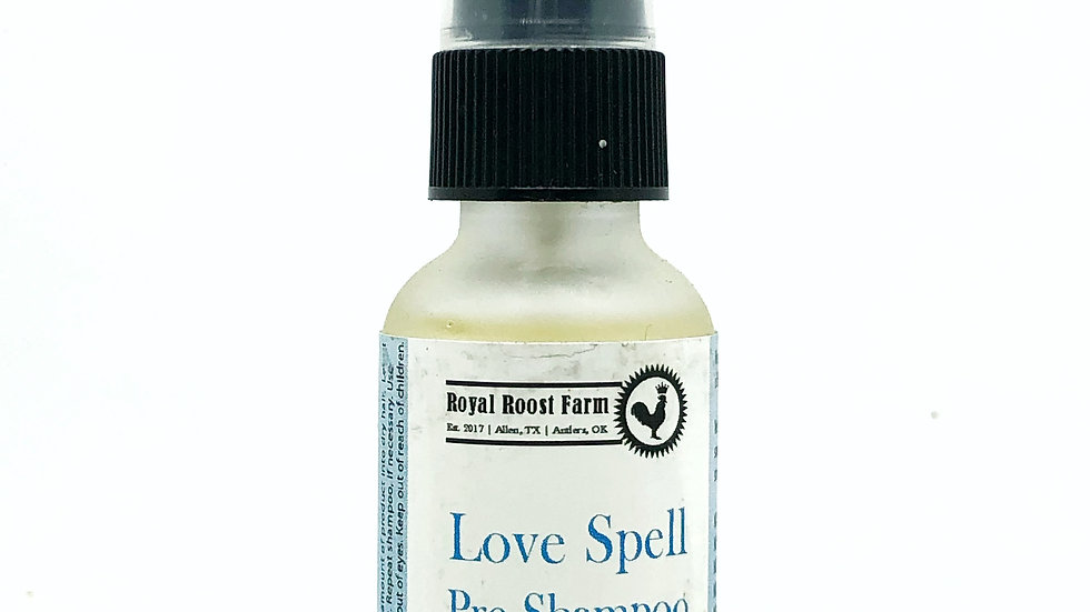Love Spell Pre-Shampoo Treatment