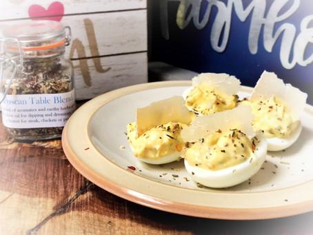 Deviled Eggs Three Amazing Ways!