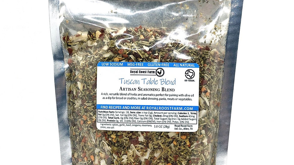 Tuscan Table Blend 8oz pack