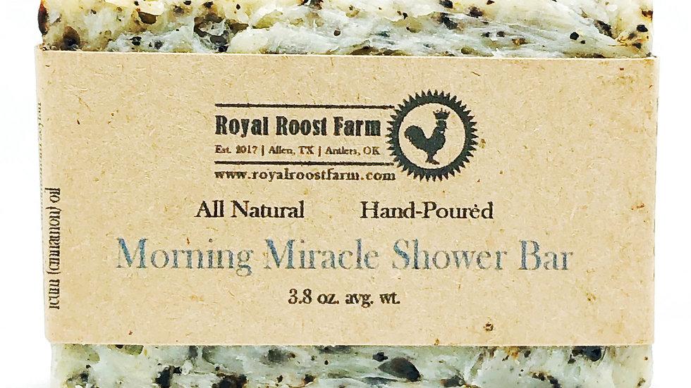 Morning Miracle Shower Bar