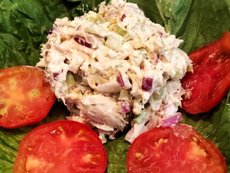 Savory Summer Chicken Salad