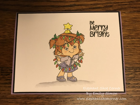 Be Merry & Bright - CC Designs Challenge