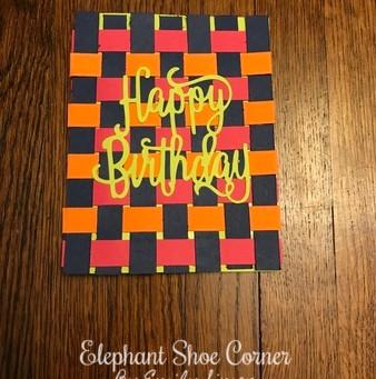 Birthday Weave