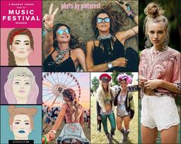 Jak být festivalovou KRÁLOVNOU 2017