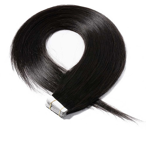 Black Tape-in Extensions