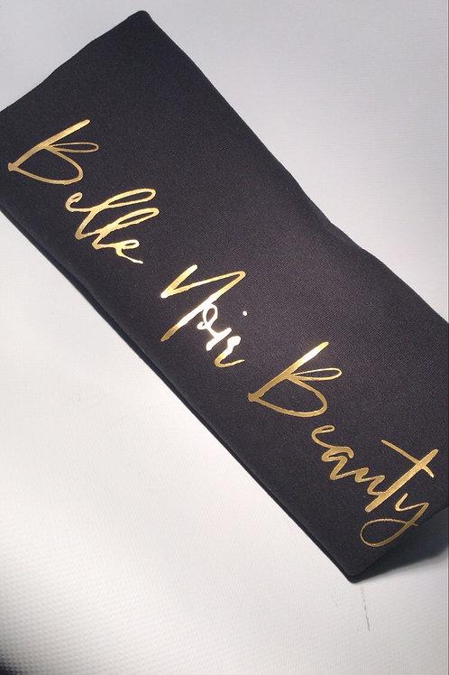 Belle Noir Beauty shirt (Black Gold)