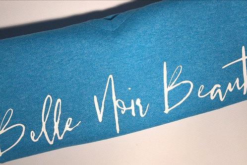 Belle Noir Beauty shirt (Teal White)