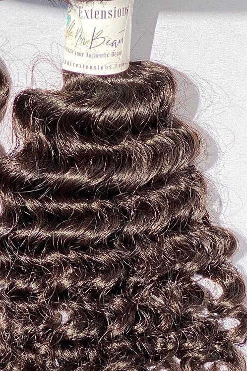 Exotic Curls w/ closure Bundle Deals