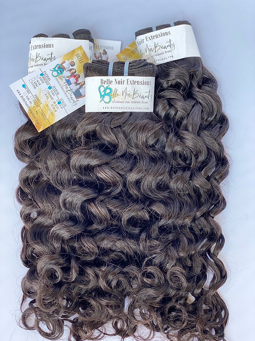 Bohemian Curls w/ closure Bundle Deals