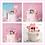 Thumbnail: Couple Topper Cake ( no.23, 27, 28 & 66 ) - 6inch