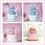 Thumbnail: Carousel Topper Cake ( no.01, 21, 22 & 62 ) - 6inch