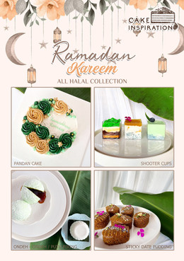 Hari Raya 2021 All Halal Collection