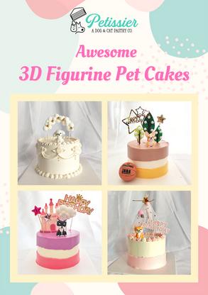 3d Figurine Cakes