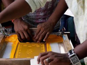 【上映】「南インド、タラブックスの印刷工房の一日」@渋谷SPBS