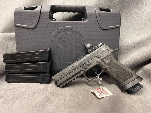 Raffle Ticket - Sig Sauer P320Max - 9mm Semi-auto Max Mitchel Custom Edition