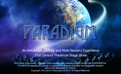 Paradigm - Virtual and Immersive Symphonic Experience