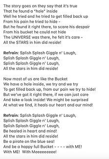 The Ballad of The Little Bucket