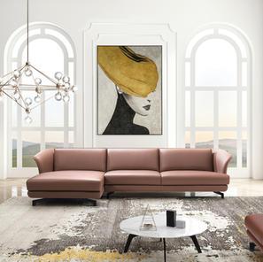 Petali L-Shape Sofa