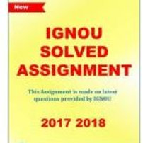 BEGE-102 IGNOU SOLVED ASSIGNMENTS 2017-18