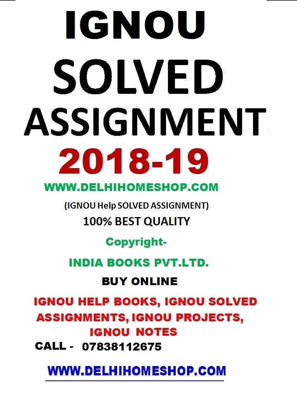 Assignment help delhi
