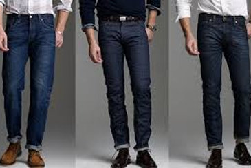 Stone Verg  Men's Mega Jeans