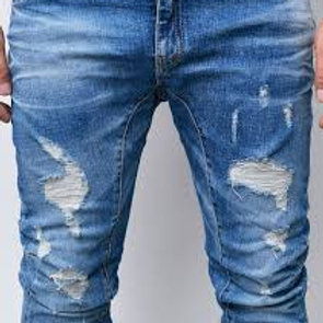Stone Verg  Men's  Jeans