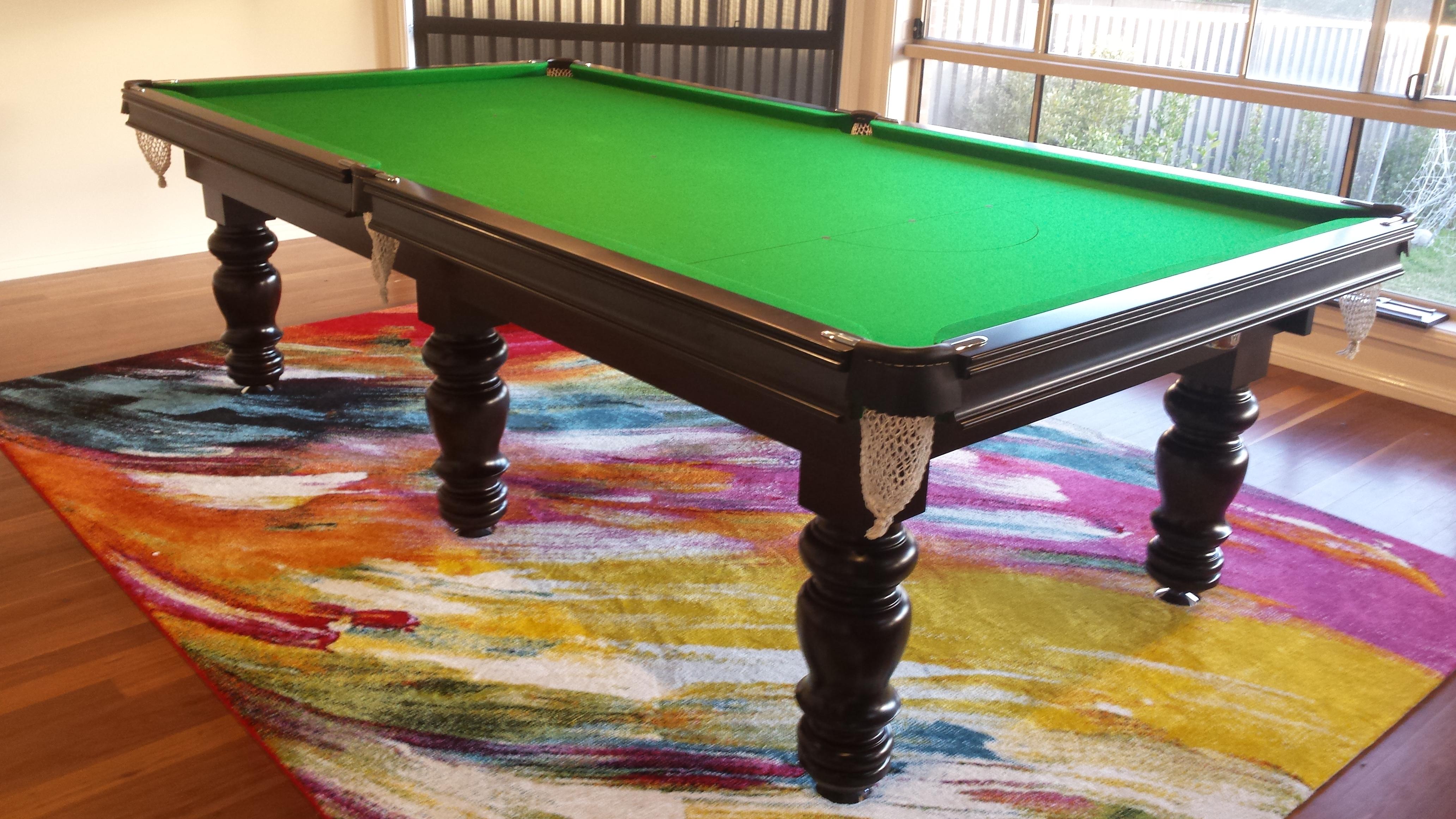 B&B Billiard Tables