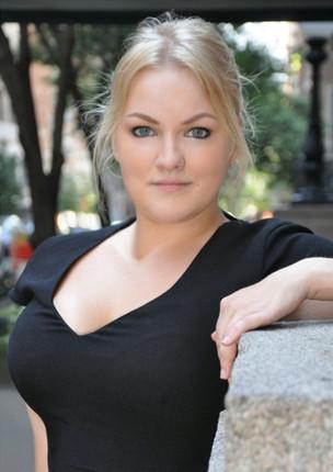 Emma Cavalier in New York