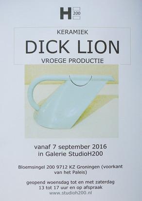 POWER in Galerie StudioH200 7-25 september 2016