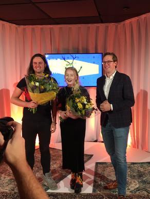 Filmmaker Reynaert Vosveld uit Het Paleis wint het Hendrik de Vriesstipendium
