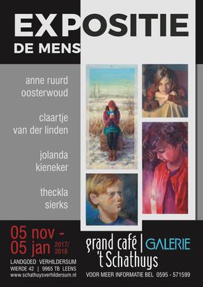 Paleizenaren doen mee aan diverse interessante exposities Groningen