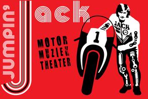 Jumping Jack - Motor Muziek Theater - met Paleizenaar Grietje Willemsma