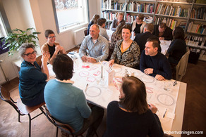Uitnodiging Netwerkkleed 11 oktober in Het Paleis - door Lucienne Scholten