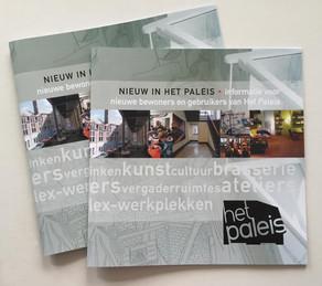 Boekje 'Nieuw in Het Paleis'