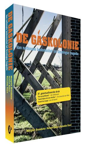 Freek de Jonge en boek De Gaskolonie - Zaterdag 16 december presentatie