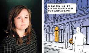 Uitgeverij Passage - 4 februari presentatie debuut Lilian Zielstra in Grand Theatre