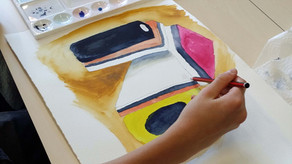 Kinderfeestjes bij kunstenaar Grietje Willemsma