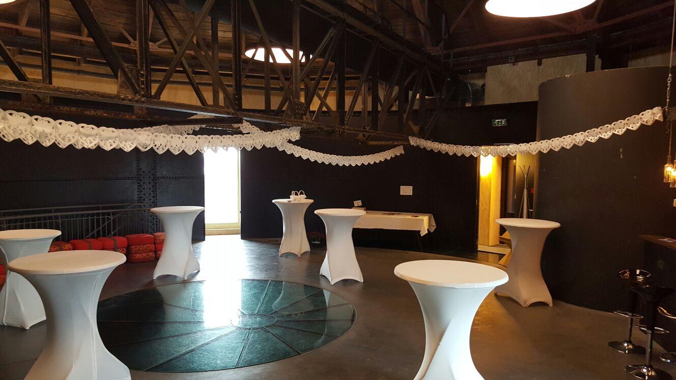 Huwelijksfeest Bovenkamer